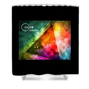 Equation Shower Curtain