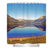 Ernie Lake Shower Curtain