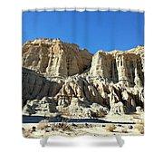 Erosion's Beauty Shower Curtain