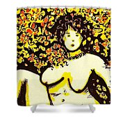 Erotic Desire Shower Curtain
