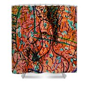 Erotic Nude 1 Shower Curtain