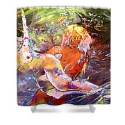 Erotype 06 1 Shower Curtain