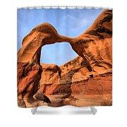 Escalante Metate Arch Shower Curtain