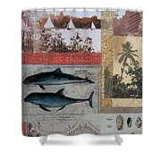 Escape And Explore Iv Shower Curtain