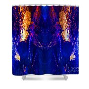 Escape The Within Shower Curtain
