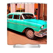 Esmeralda Shower Curtain