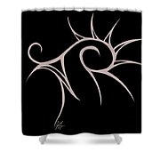 Ess Shower Curtain