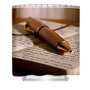 Essay Writing Service Reviews Shower Curtain