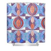 Essence Of Harmony Shower Curtain