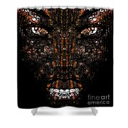 Essence Of A Woman 1 Shower Curtain