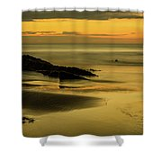 Essentially Tranquil Shower Curtain