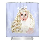 Essex Girl Shower Curtain