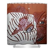 Estelle - Tile Shower Curtain