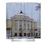 Estonia National Opera Shower Curtain