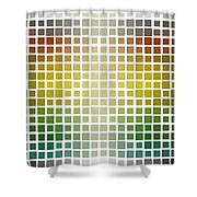 Et.9 Shower Curtain