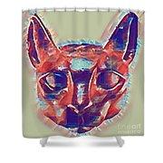 Eternal Cats Shower Curtain