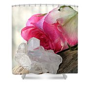 Eternal Love Shower Curtain