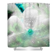 Eternal Serenity Shower Curtain
