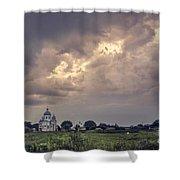 Eternal Storm Shower Curtain