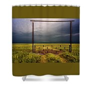 Eternity Shower Curtain