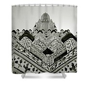Ethereal Beauty Of Wat Arun Shower Curtain