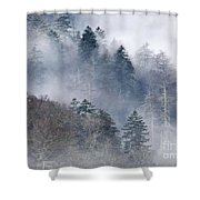 Ethereal Forest - D008248 Shower Curtain