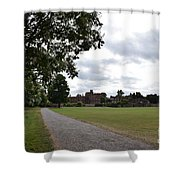 Eton College, Looking South Shower Curtain