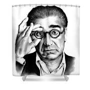 Eugene Levy Shower Curtain