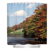 Ingliss - Fall Shower Curtain