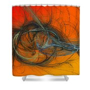 Eunoia Shower Curtain