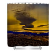 Euphoric Elation  Shower Curtain