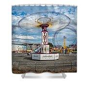 Eureka Carnival Shower Curtain