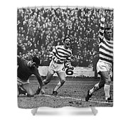 European Cup, 1970 Shower Curtain by Granger