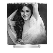 Evelyn Nesbit (1885-1967) Shower Curtain