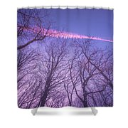 Even The Dead Pray For Color Shower Curtain
