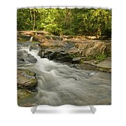 Evening Rush Shower Curtain