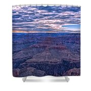 Evening Show Shower Curtain