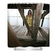 Everglades City Beauty 521 Shower Curtain