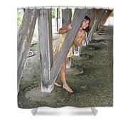 Everglades City Beauty 534 Shower Curtain