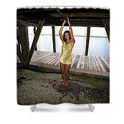 Everglades City Beauty 552 Shower Curtain