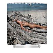 Everglades City Beauty 627 Shower Curtain