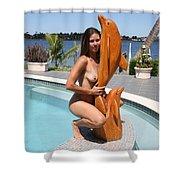 Everglades City Fl. Professional Photographer 350 Shower Curtain