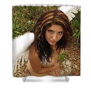 Everglades City Fl. Professional Photographer 4179 Shower Curtain