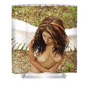 Everglades City Fl. Professional Photographer 4181 Shower Curtain