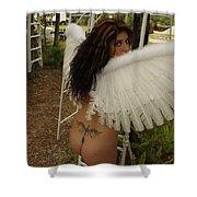 Everglades City Fl. Professional Photographer 4193 Shower Curtain
