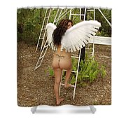 Everglades City Fl. Professional Photographer 4195 Shower Curtain
