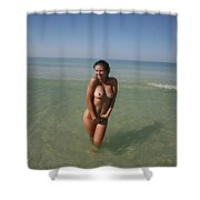 Everglades City Photography By Lucky Cole  975 Shower Curtain