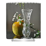Everlasting Harvest Shower Curtain