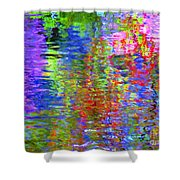 Every Act Of Love Shower Curtain
