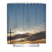 Every Day Is A Blessing  Shower Curtain